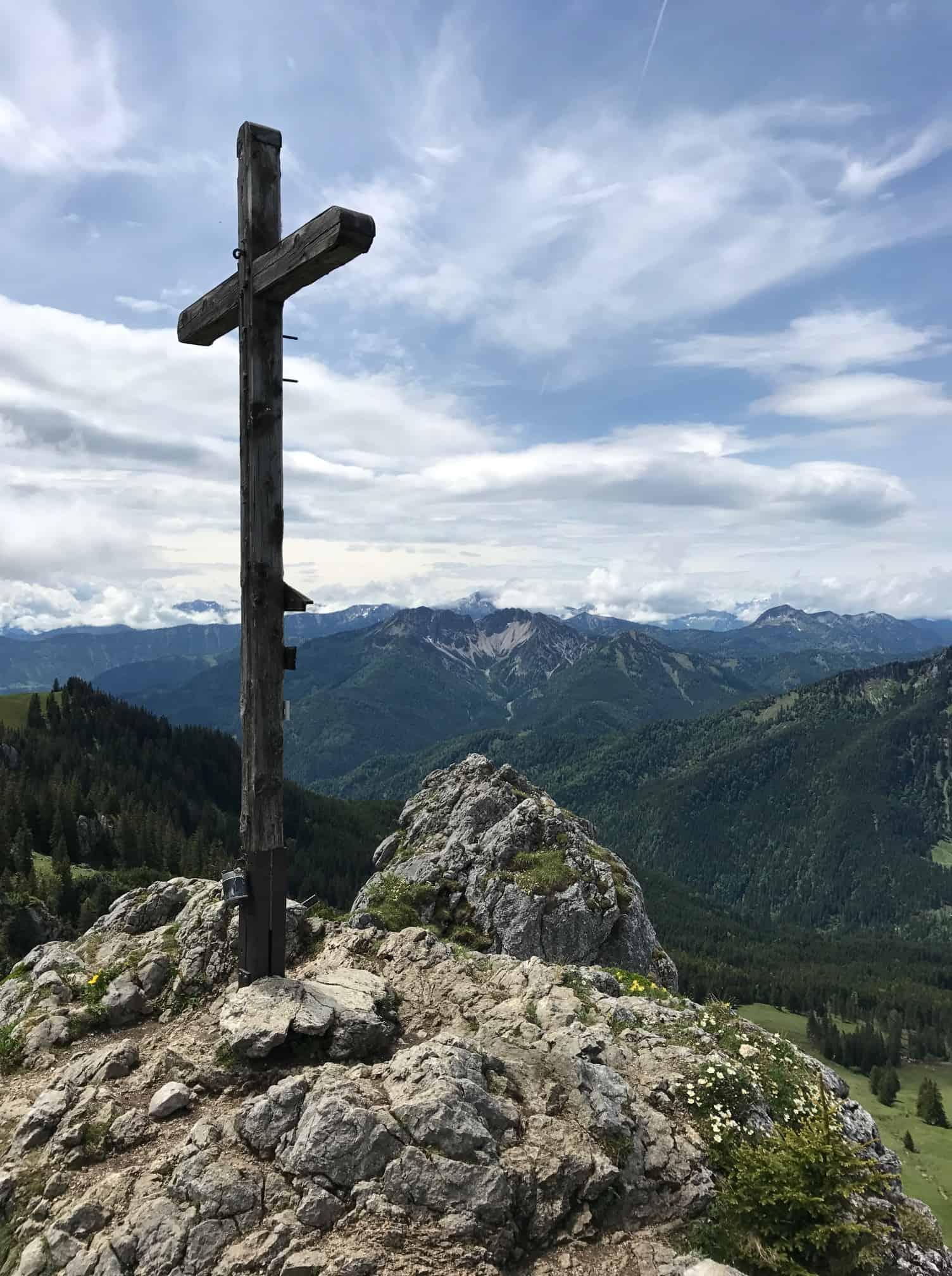 Gipfelkreuz Taubenstein