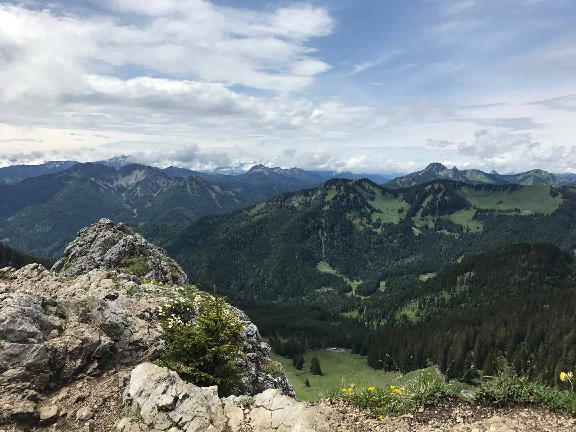 Ausblick Taubenstein
