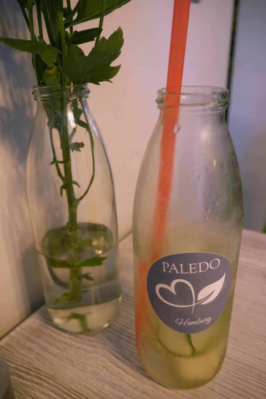 Flasche Getränk