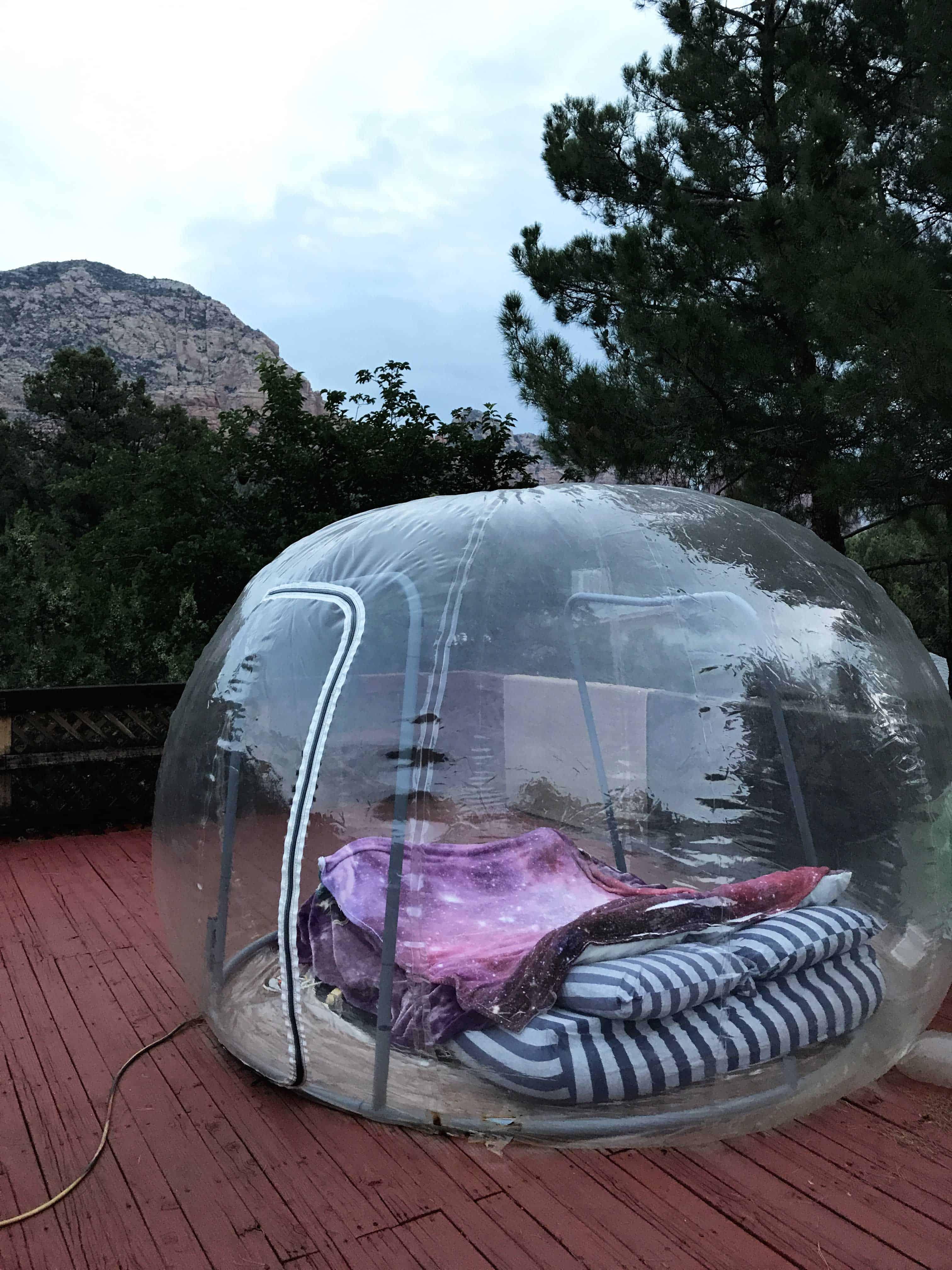 Airbnb Unterkunft in Arizona