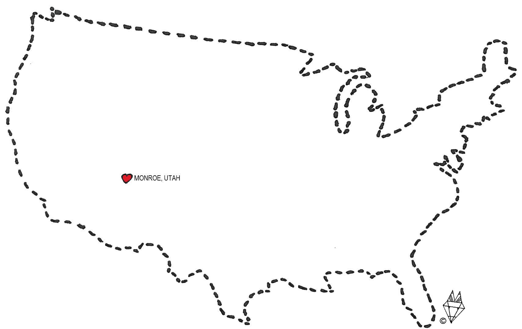Monroe, Utah