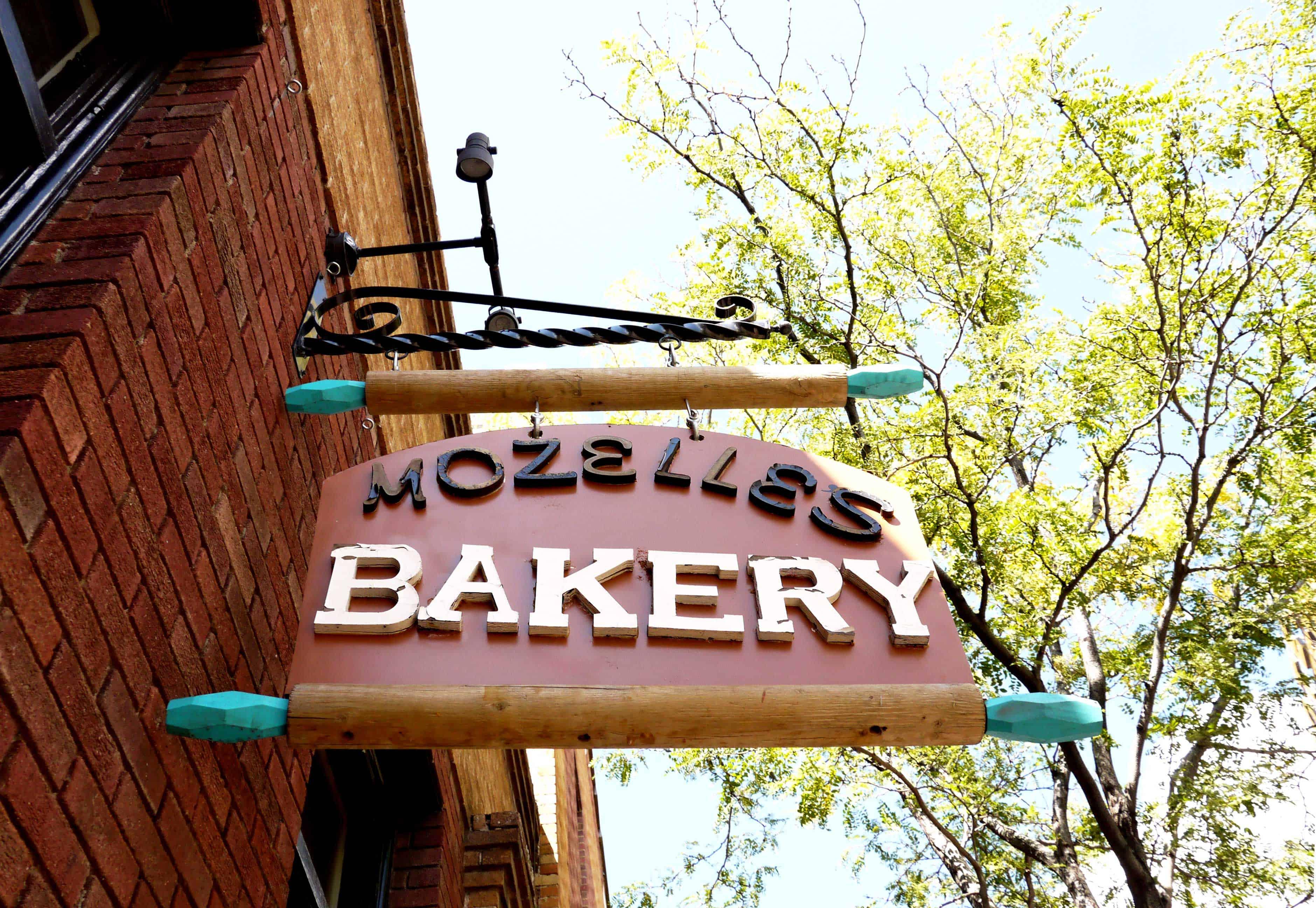 Schild Bäckerei in Flagstaff Arizona