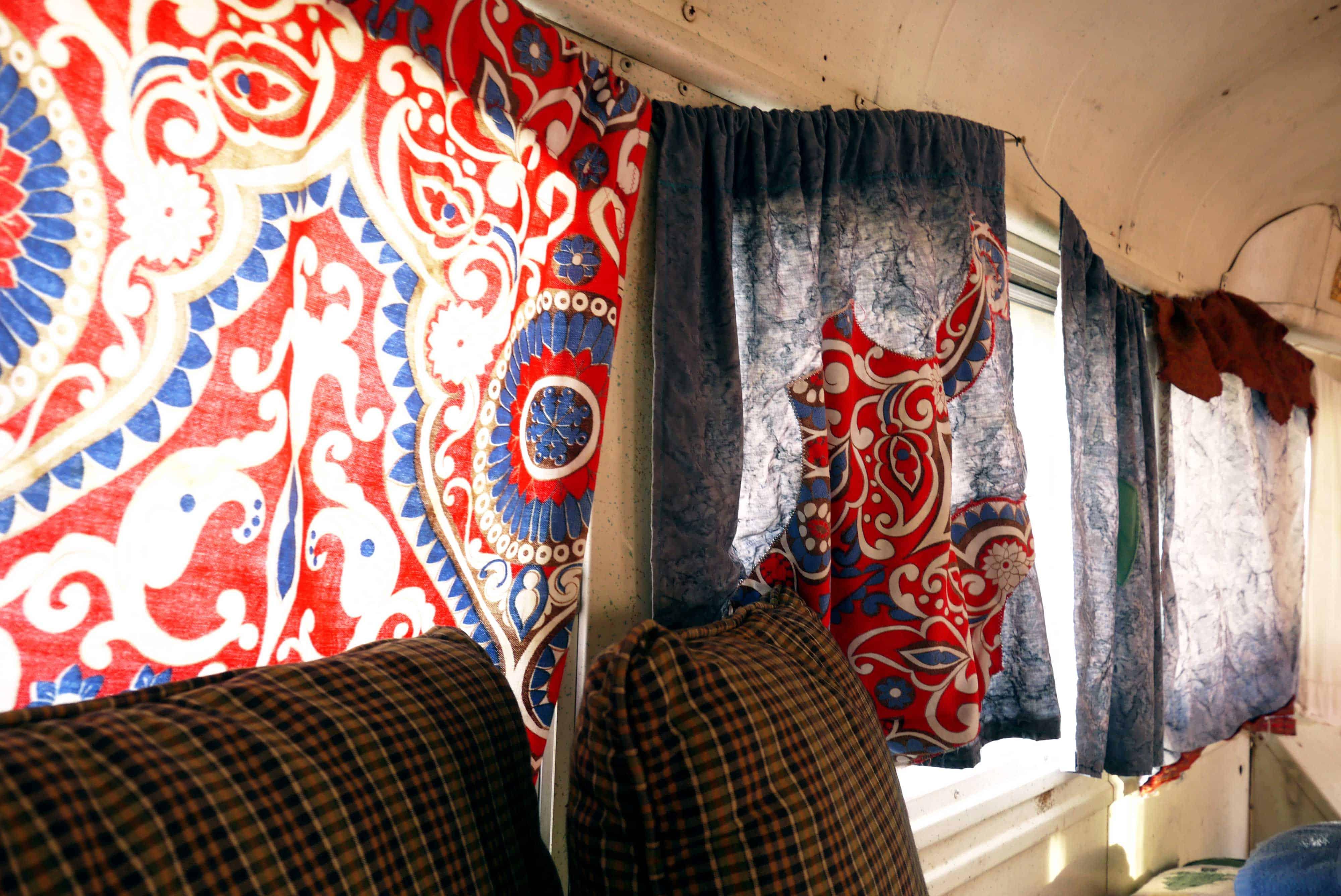 Airbnb Unterkunft Bus Utah
