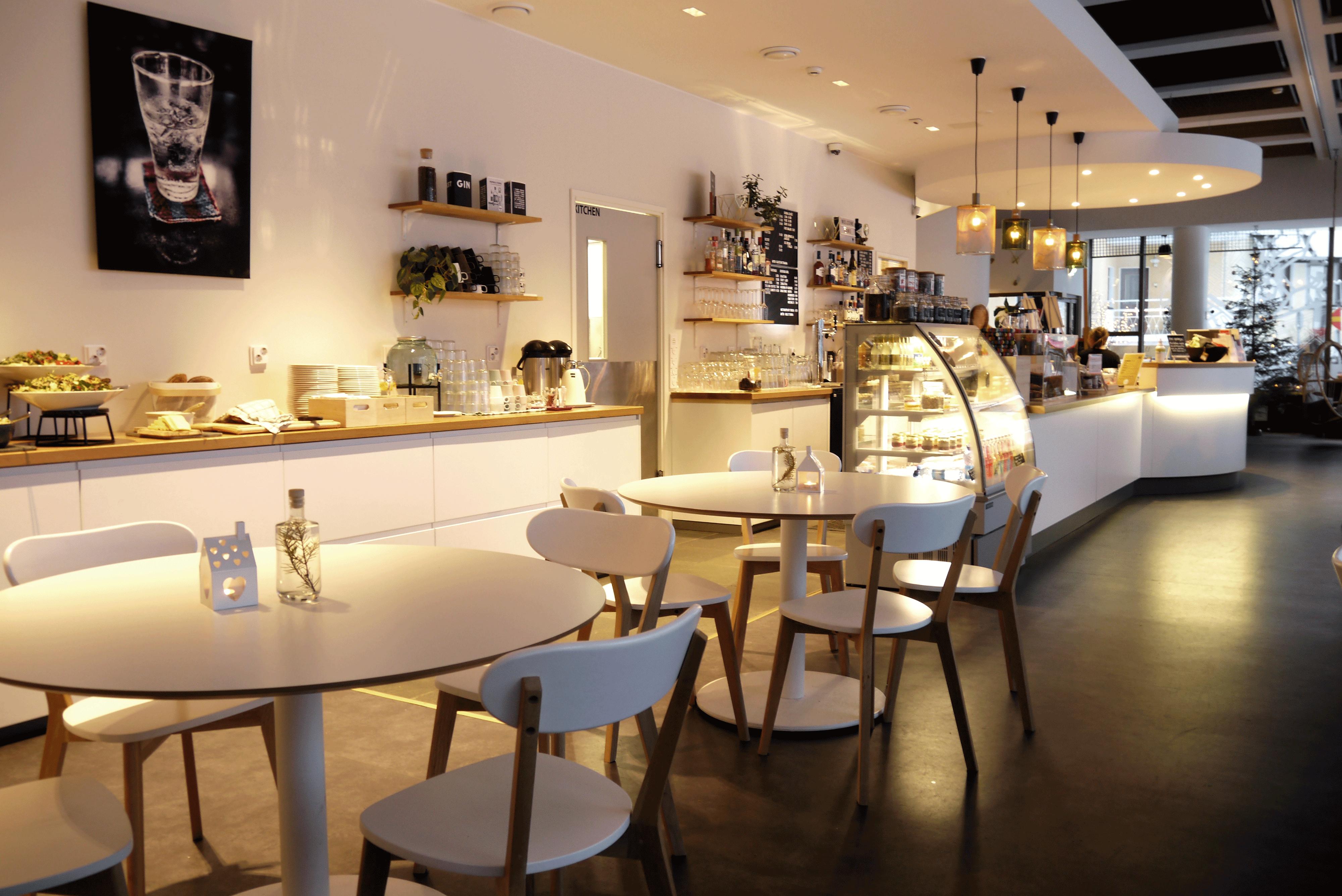 Café Koti in Rovaniemi