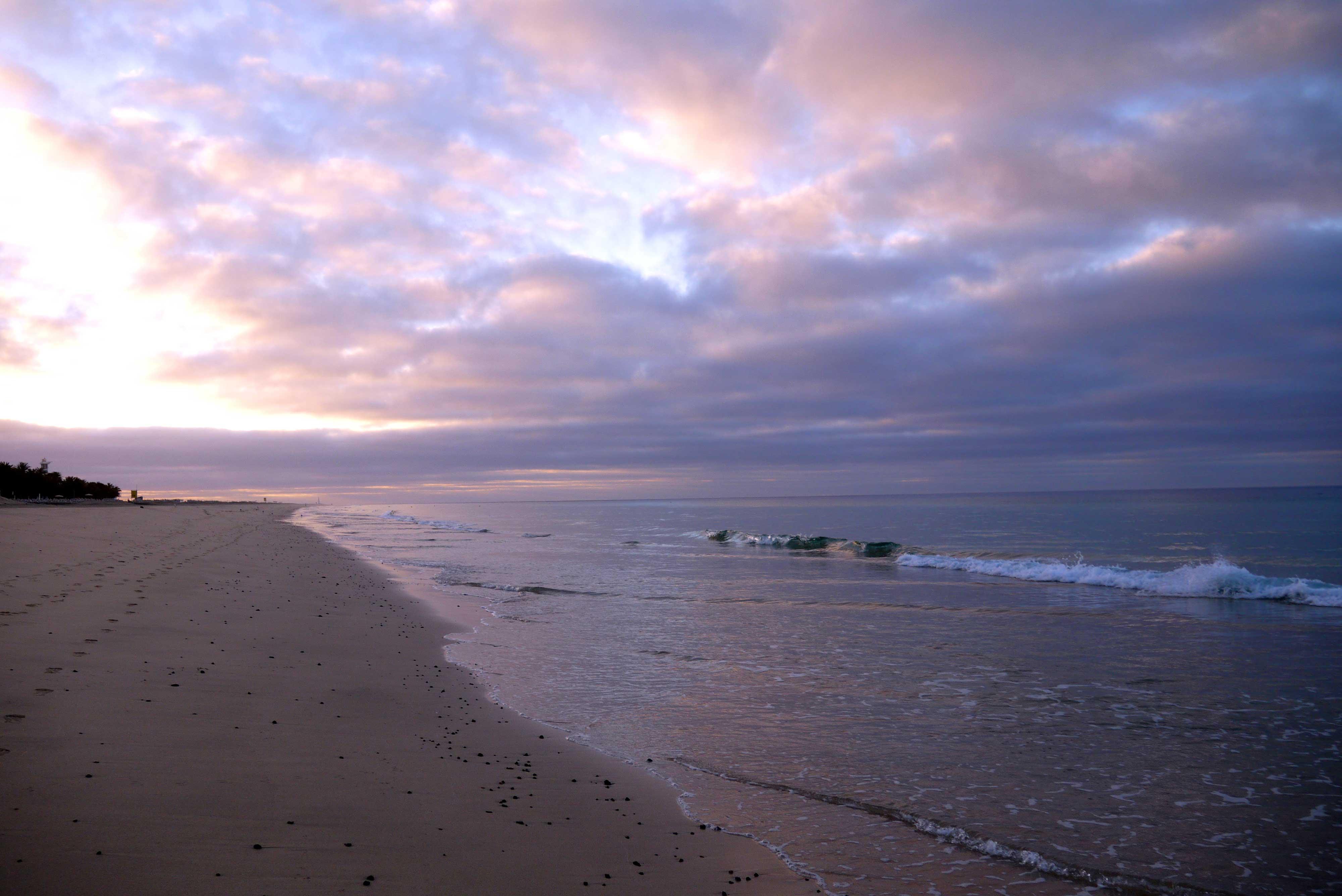 Morgen auf Fuerteventura