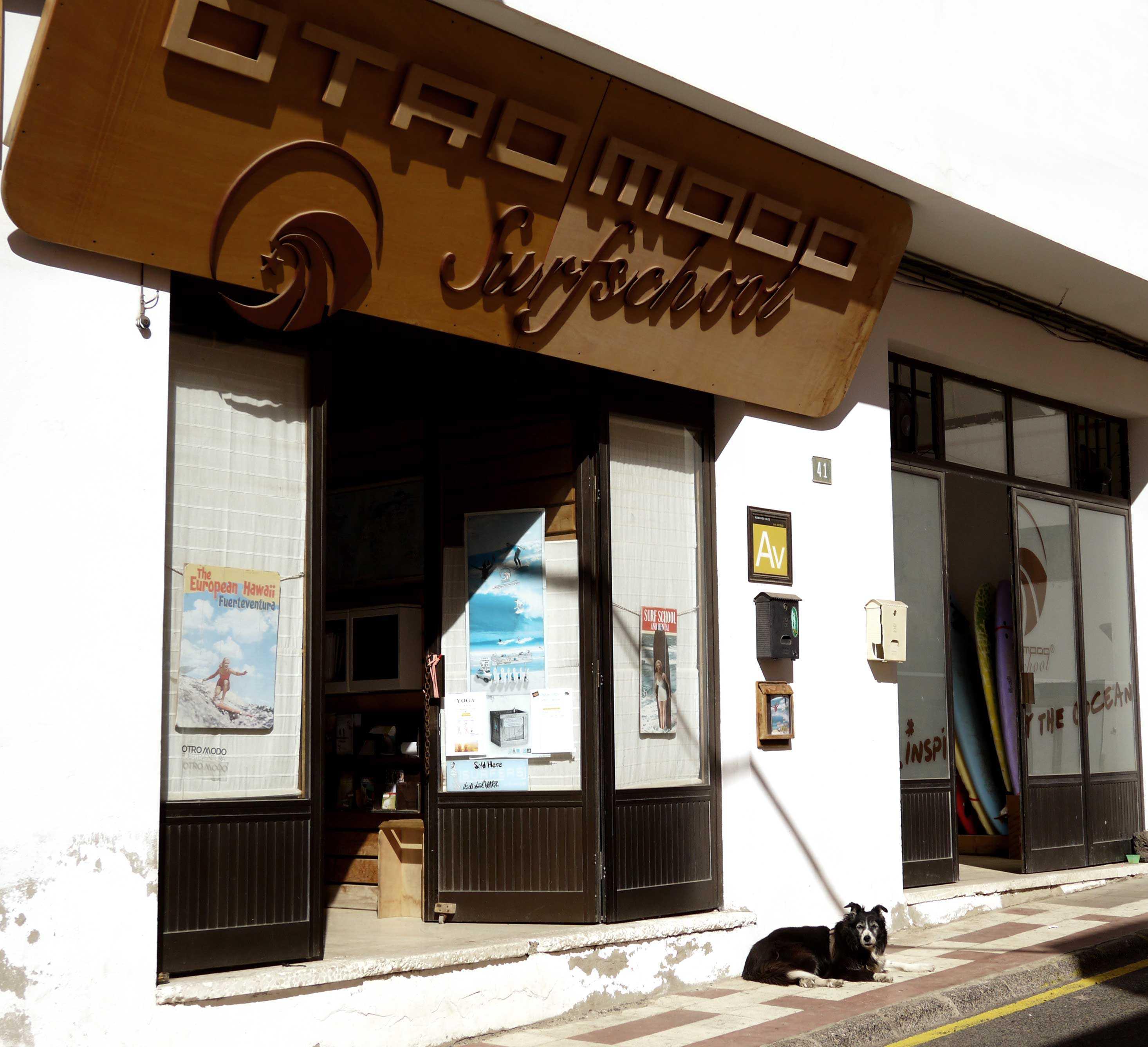 Surfschule Morro Jable