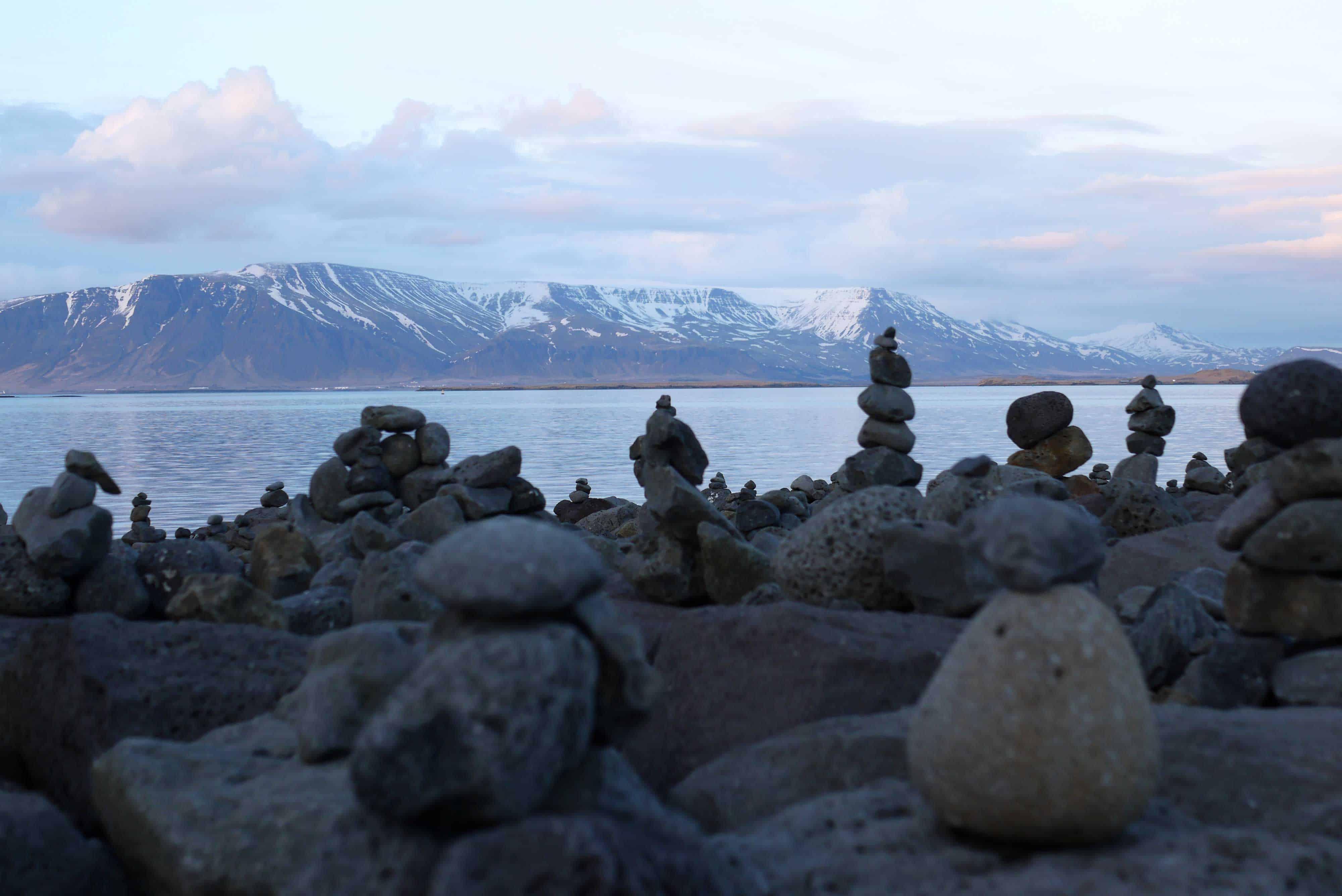 Hafen Reykjaviks